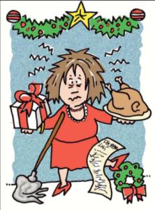 Vincent Mays Holiday Stress