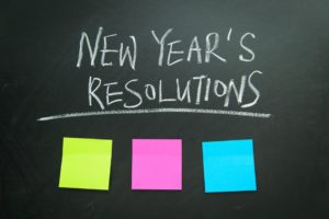 Vincent Mays New Years Resolutions